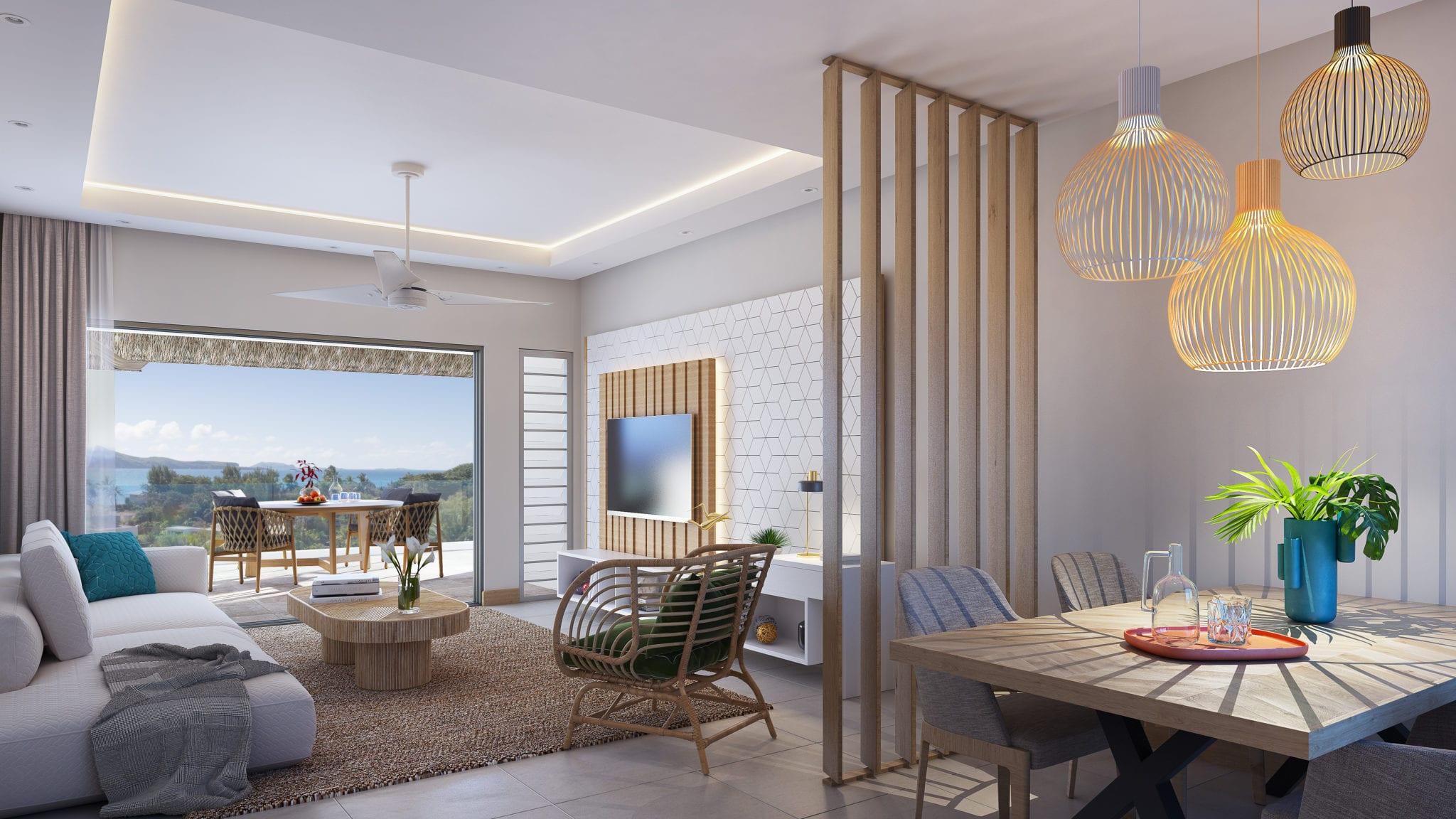 Escale Sur Mire Appartment – 3 Bedrooms