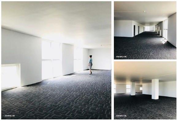 Ebene The Cube- 8th Floor