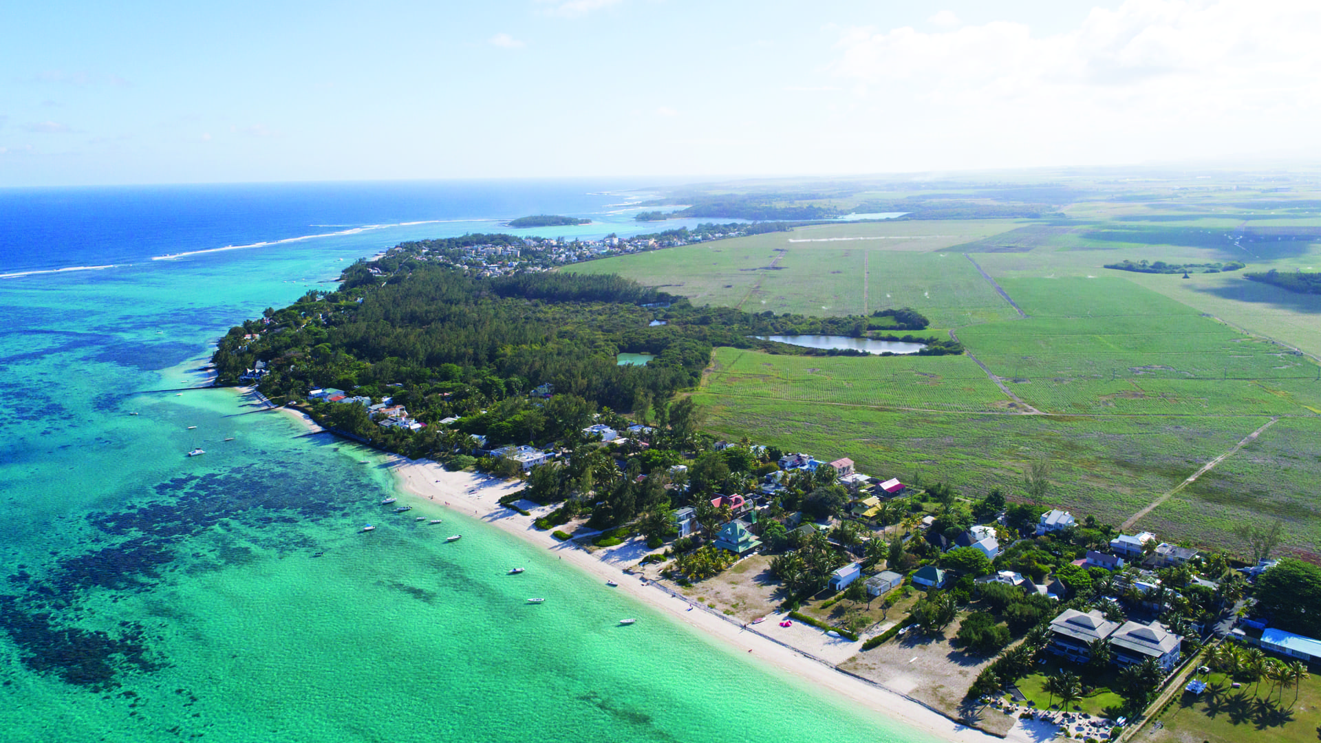 Land for sale Pointe D'Esny