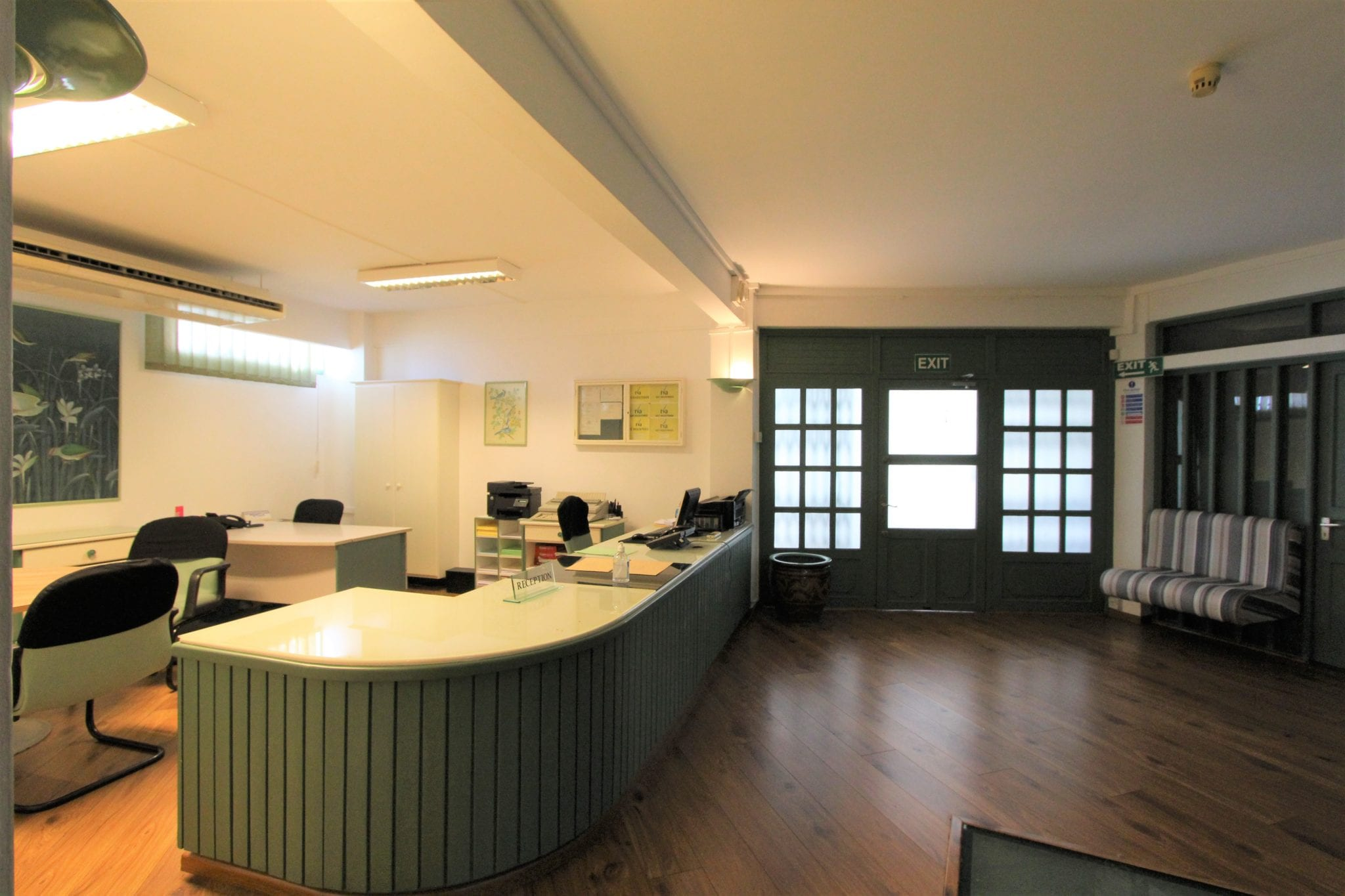 Quatre Bornes – Strategically well situated Office Space
