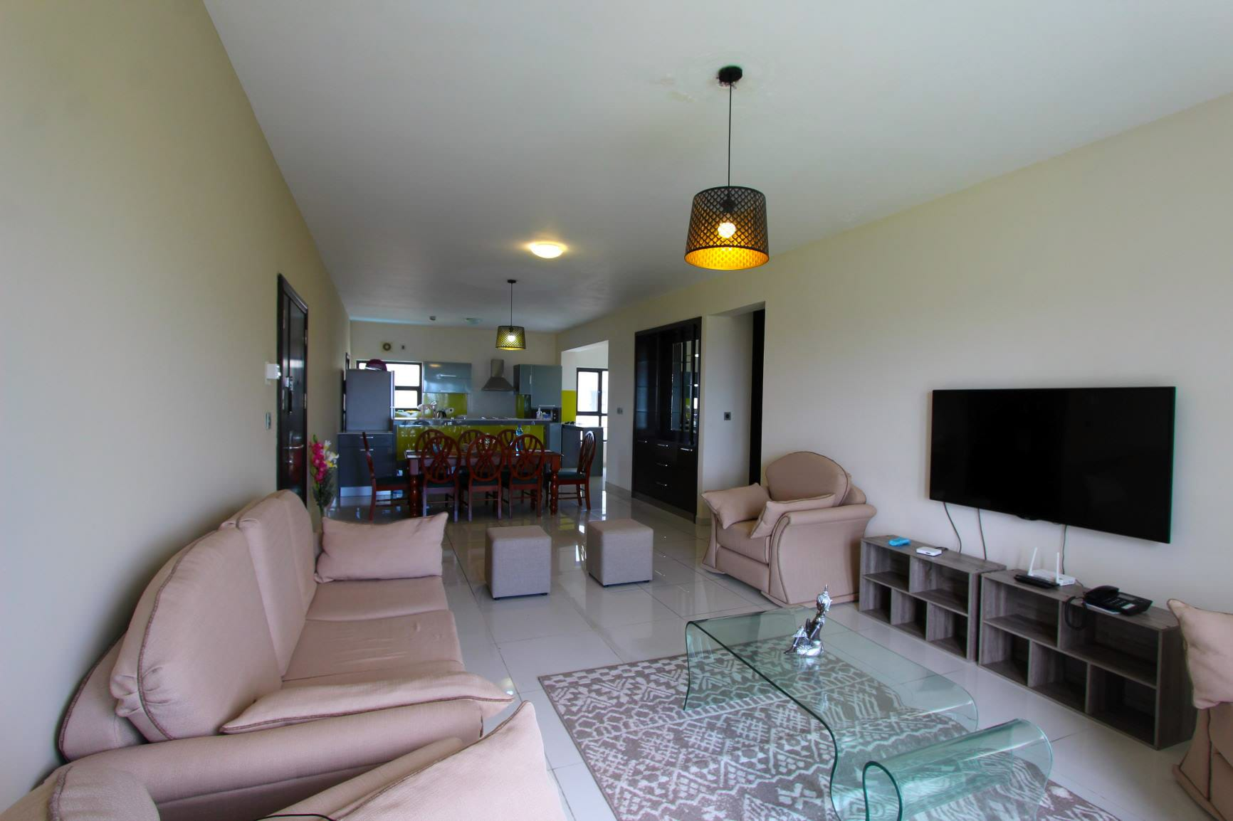 Sodnac – Fully furnished and Equipped Apartment