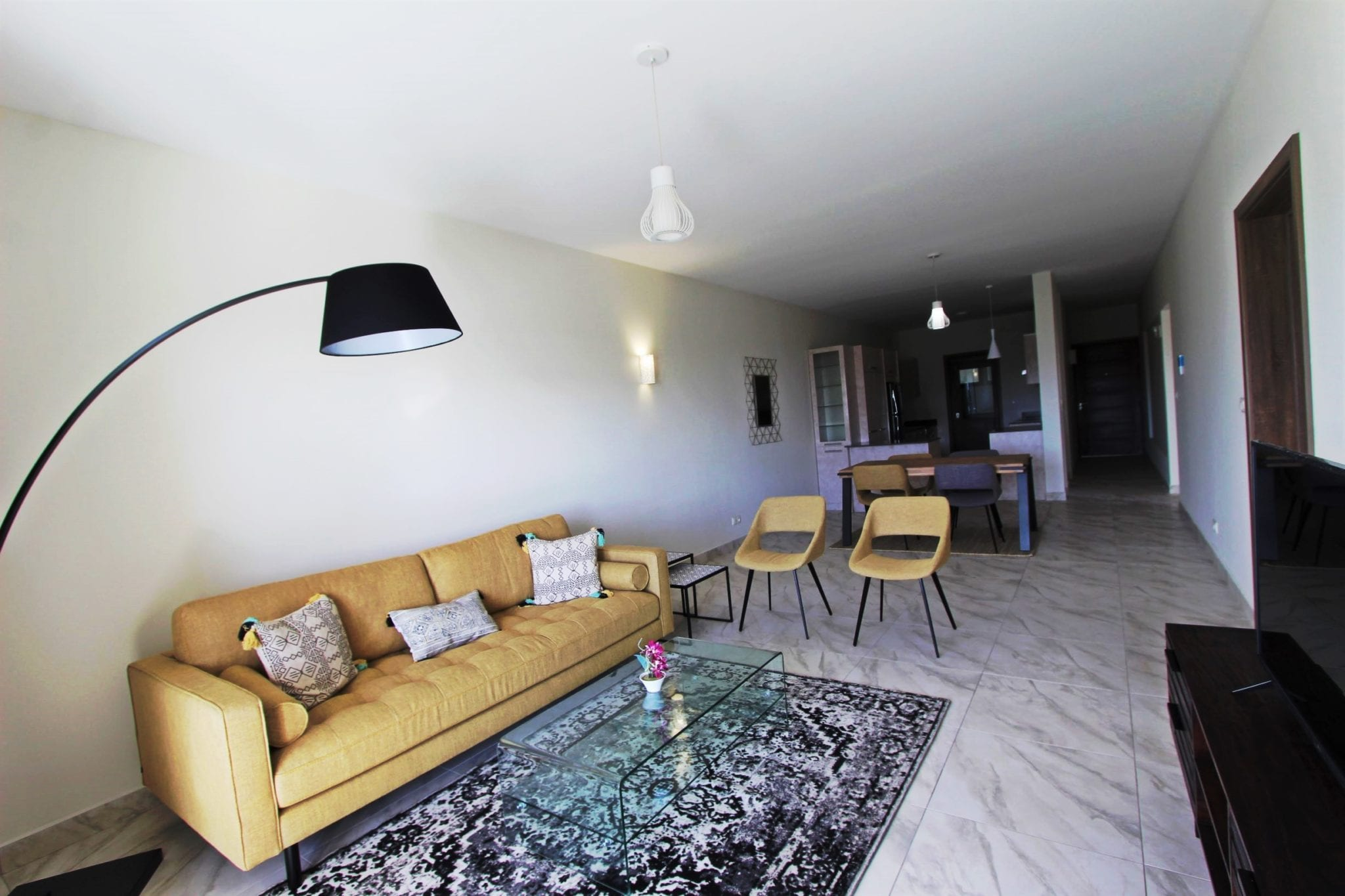 Brand new, 3 bedrooms apartment at Sodnac