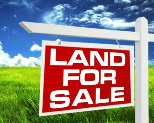 Land at Sodnac, close to Hillcrest Avenue